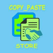 Logo Copy_paste store