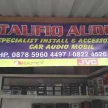 Logo taufiq audio malang