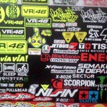 Logo Sticker online