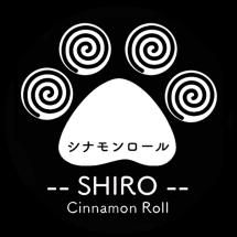 Logo Shiro Cinnamon Roll