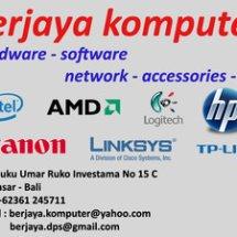 Logo Berjaya Komputer