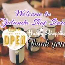 Logo Yolanda Shop Store