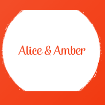 Logo Alice and Amber Shop