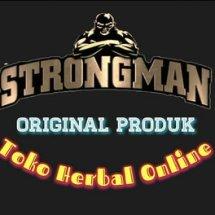 StrongMan Herbal Logo