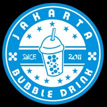 Jakarta Bubble Drink Logo