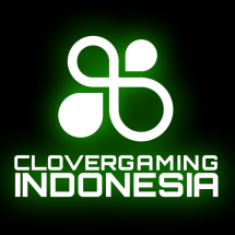 Logo Clover Gaming Indonesia