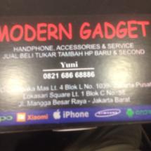 Modern Gadget8888 Logo