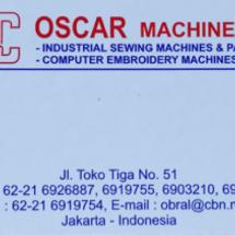 Logo store oscar