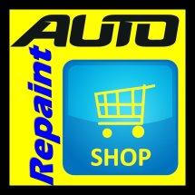 Auto Repaint Shop Logo