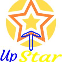 UpStar Shop Logo