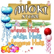 Logo Ahoki Store