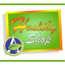 Healthy Shop Ok Logo