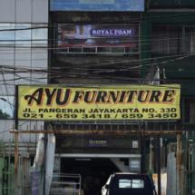 Logo Ayu Furniture