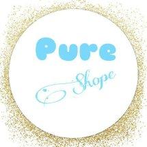 Logo pure shope