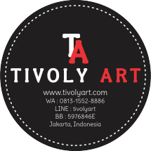 TIVOLY ART Logo