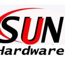 Sun Hardware Logo