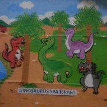 Dinosaurus sparepart Logo