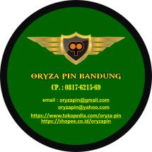Logo Oryza Pin