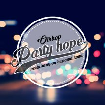 Logo PARTY HOPE 2