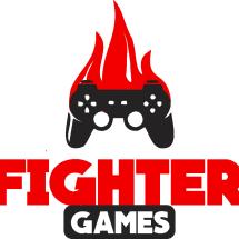 Logo FIGHTER GAMES