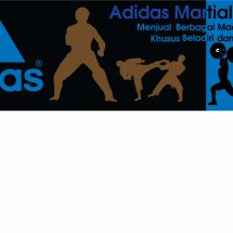 Adidas Martial Arts Shop Logo