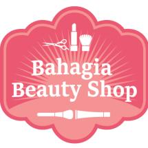 Bahagia Beauty Shop Logo