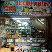Hafidz Medika Logo