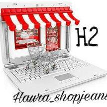 Logo haura_shopjeans