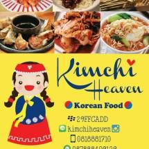 Logo KimchiHeaven