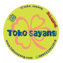 Logo toko sayang