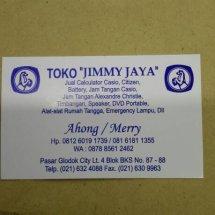 Logo Jimmy Jaya Elektronik
