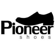 Logo pioneeone shoes