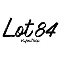 Lot84 VapeShop Logo