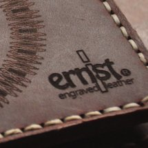 Logo Ernist.Leather