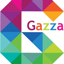 Gazza Shoes Logo