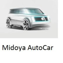 Logo midoya auto car