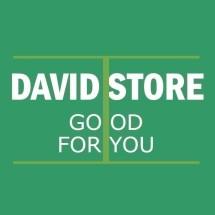 David Stores Logo