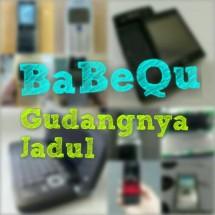 BaBeQu Shop Logo