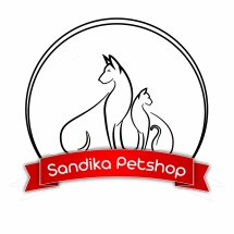 Logo Sandika Petshop