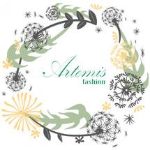 Logo Artemis Fashion shop