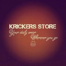KRICKERS ID Logo