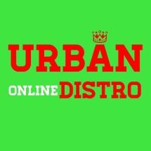 Urban Distro Store Logo