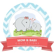moms & baby collections Logo