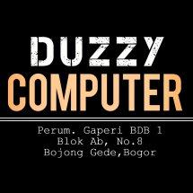 Duzzy Computer Logo