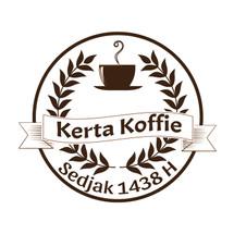 Kerta Koffie Roastery Logo