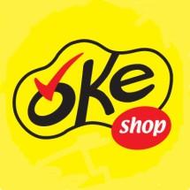 Logo oke shop