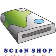 Logo SC10N SHOP