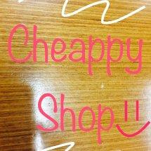 Logo Cheappy shop