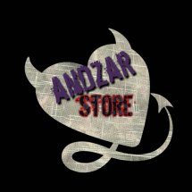 Logo Andzar Store