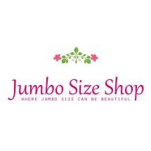 Logo jumbo size shop